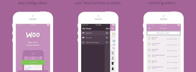 WooCommerce IOS