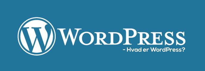 Hvad er WordPress